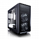Корпус Fractal Design FOCUS MINI Window (черный, Mini-Tower, mATX, без БП, 1xUSB3.0+1хUSB2.0+audio) FD-CA-FOCUS-MINI-BK-W
