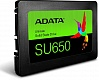 Накопитель SSD A-DATA 240Gb ASU650SS-240GT-R Ultimate SU650 (r520Mb w450Mb, SATA III, 2.5'')